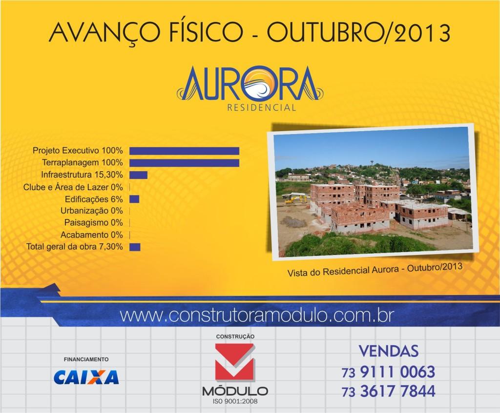 Aurora - OUTUBRO 2013